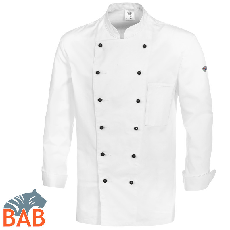 Kochjacke bp1500 kochjacke kochjacken for Berufsbekleidung küche