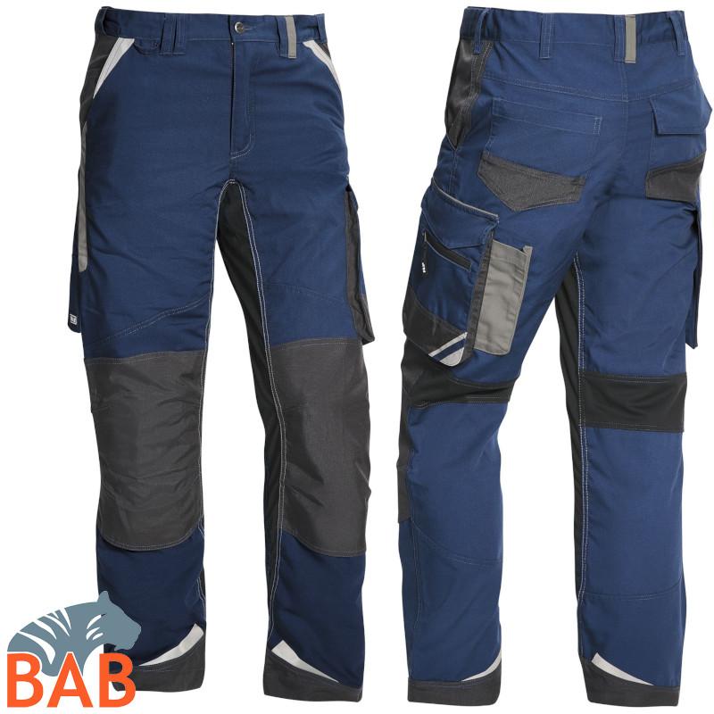 PK-FLBH Bundhose mit dehnbarem Hosenbund für hohen