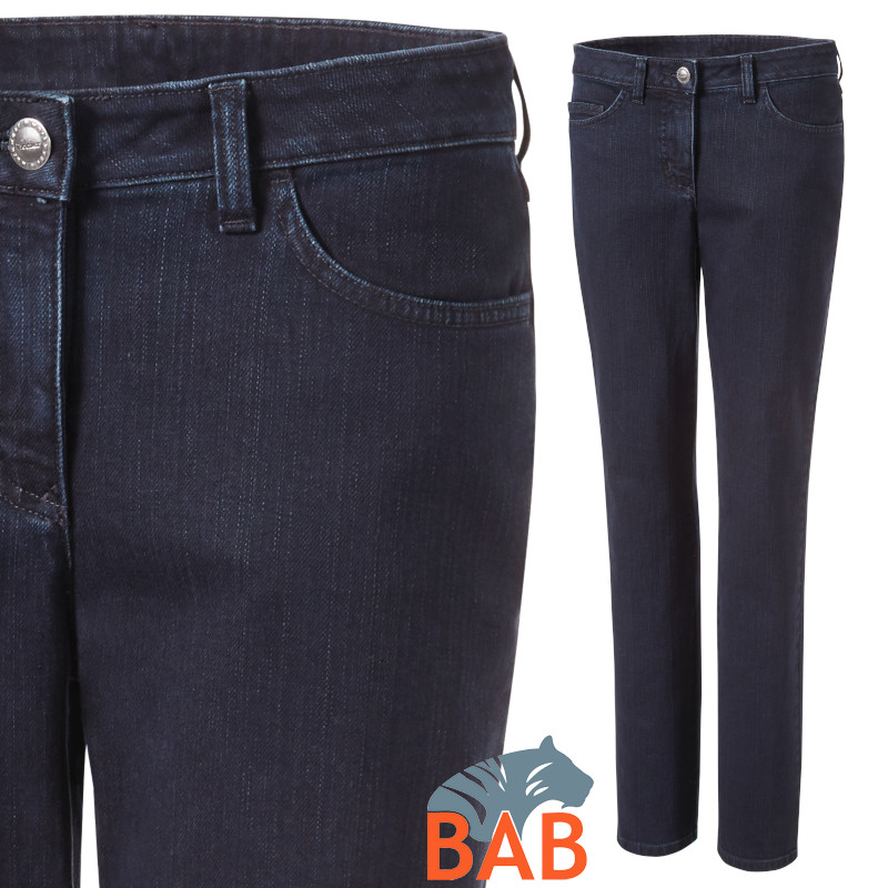 P-836 Five Pocket Jeans für Herren in gerader Form mit Stretch