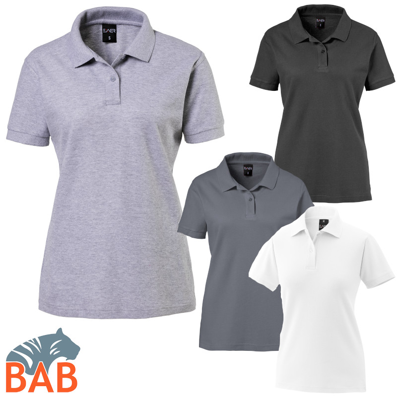 Exner Strong Collection 983 91 Damen Poloshirt aus Baumwolle