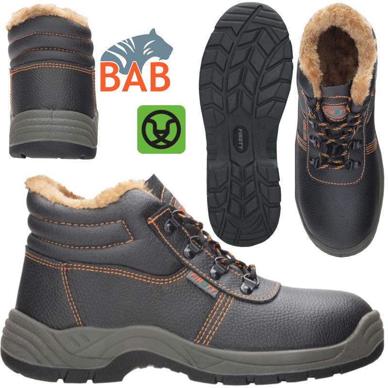 outlet store 4d93a bf7d2 Arbeitsschuhe als Sicherheitsschuhe im Winter bei BAB