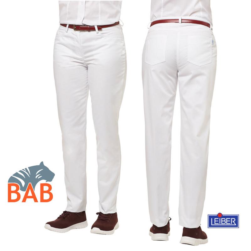 53a0755958e4a3 Bild vergößern Leiber 08-7630 Damen Jeans mit geradem Hosenbein. Farbe